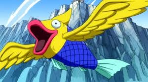 Fairy Tail Poisson Volant