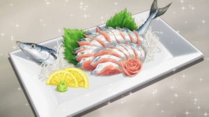 poisson food wars