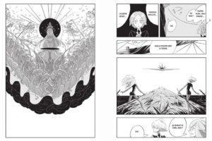onirisme manga mangalerie l'ere des cristaux