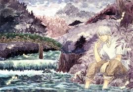 onirisme manga mangalerie mushishi