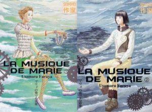 onirisme manga mangalerie la musique de Marie