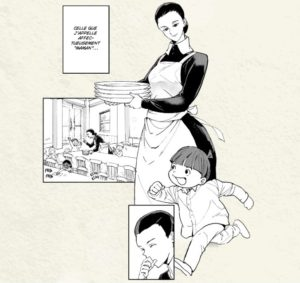 The promised neverland, manga kaze, posuka demisu