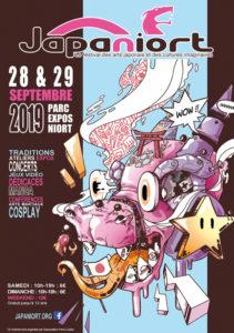 japaniort 2019 affiche