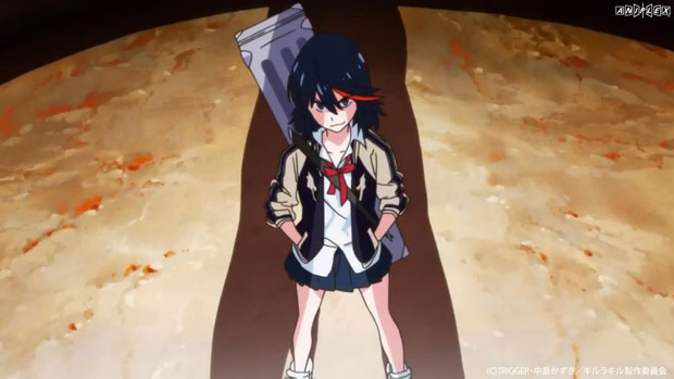Ryuko Matoi image
