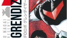 Go Nagai Goldorak UFO robo Grendizer Black Box édition Mecha
