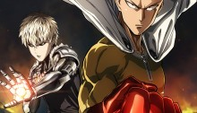 One punch Man poster One Murata Kurokawa ADN