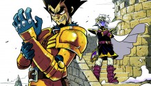 Mickaël Almodovar Les torches d'Arkylon Akata manga français héroic fantasy