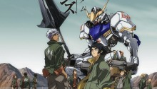 image gundam iron-blooded orphans
