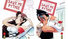 Save me Pythie kana manga francais, elsa Brants